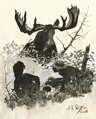 Moose Surprise